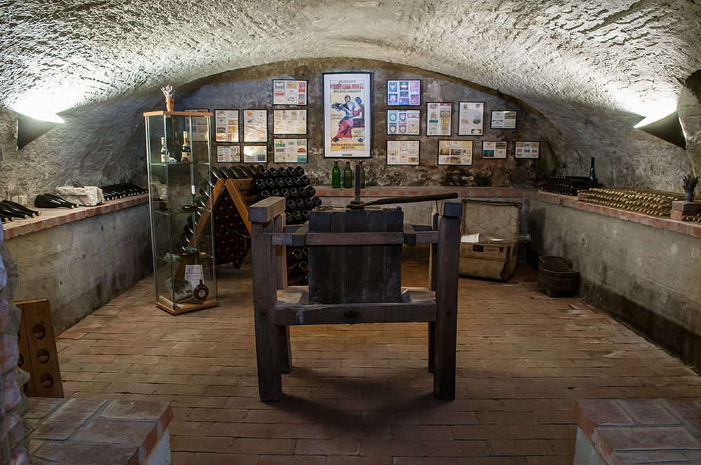 Sümeg szőlészeti és borászati múltja