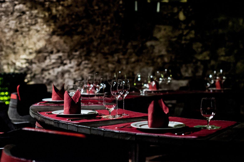 Teríték Gourmet borvacsorához